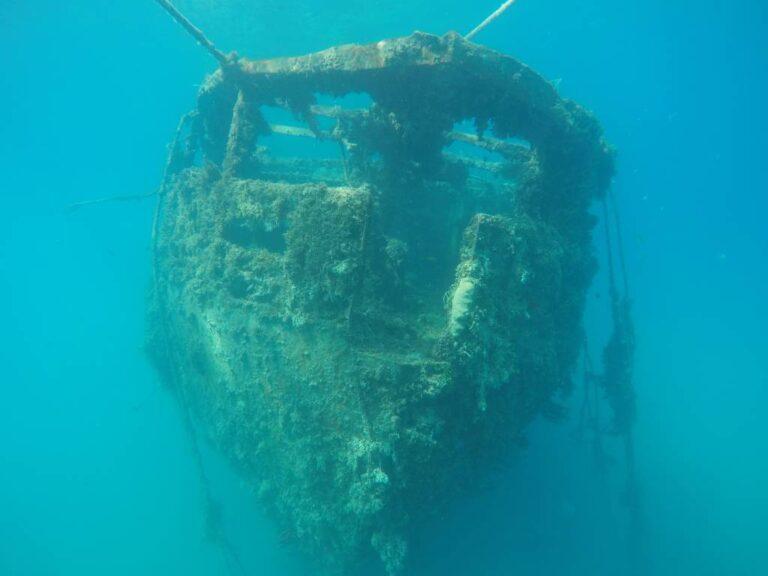 The Wrecks of Abu Nuhas