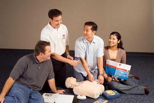 Emergency First Response (EFR) training